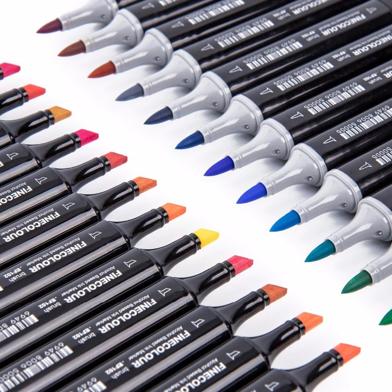 Finecolour BRUSH поштучно