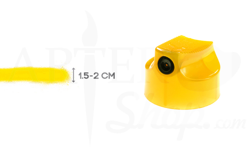 Кэп Skinny cap yellow/black (Banana cap) 2 см