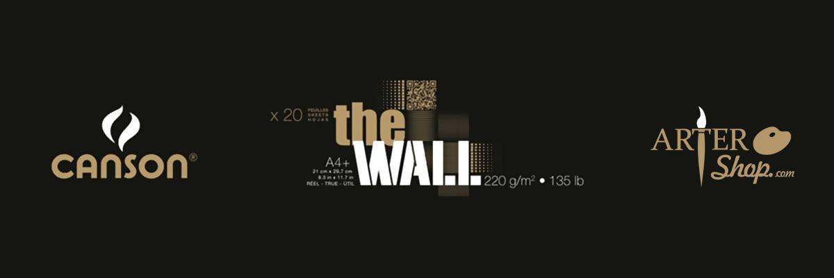 Бумага Canson The Wall